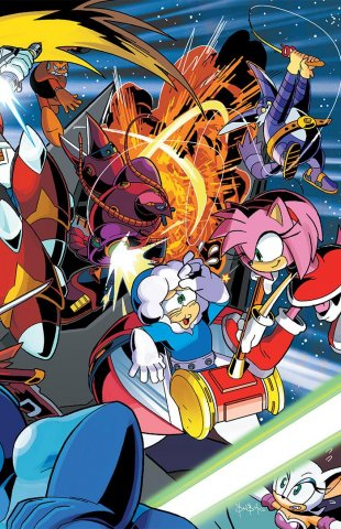 Mega Man 050 (August 2015) (variant 5)