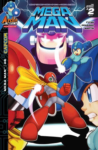 Mega Man 046 (April 2015)