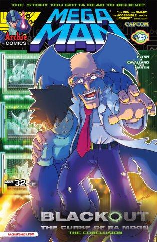 Mega Man 032 (February 2014)