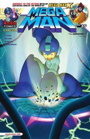 Mega Man 035 (May 2014)