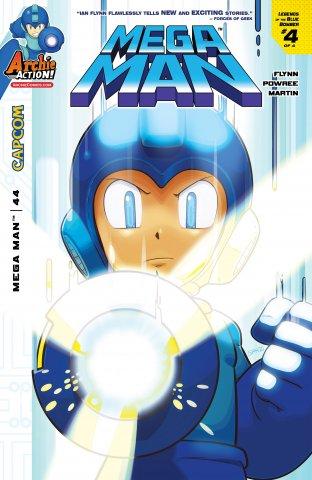 Mega Man 044 (February 2015)