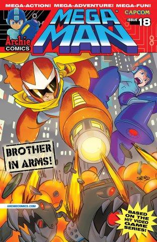 Mega Man 018 (December 2012)
