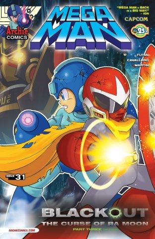 Mega Man 031 (January 2014)