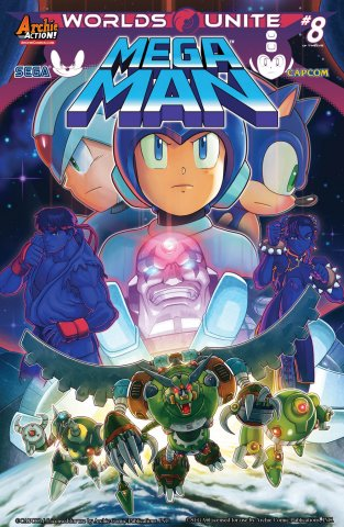 Mega Man 051 (September 2015)