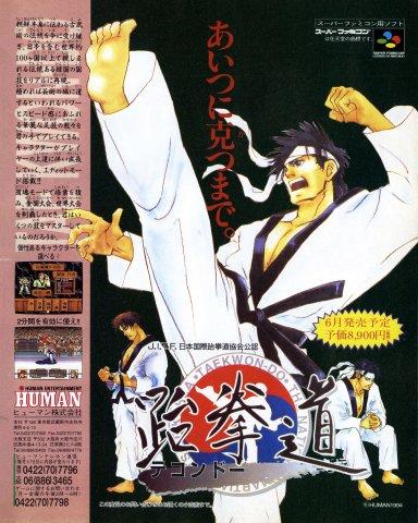 Taekwondo (Japan)