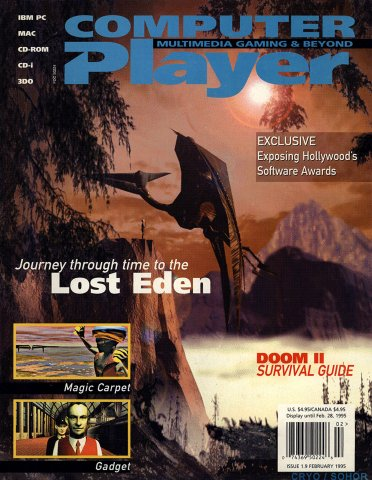 Computer Player Vol.1 Issue 09 (February 1995)
