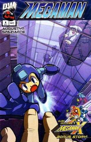 Mega Man 04 (December 2003)