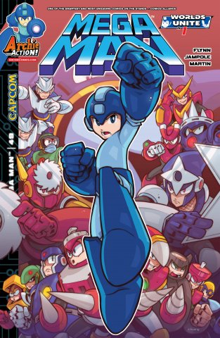 Mega Man 049 (July 2015)