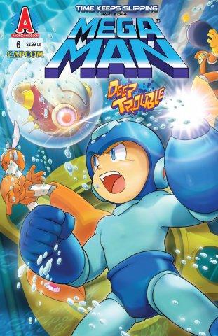 Mega Man 006 (December 2011)