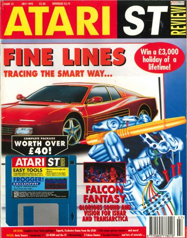 Atari ST Review Issue 15 (July 1993)