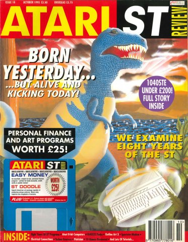 Atari ST Review Issue 18 (October 1993)