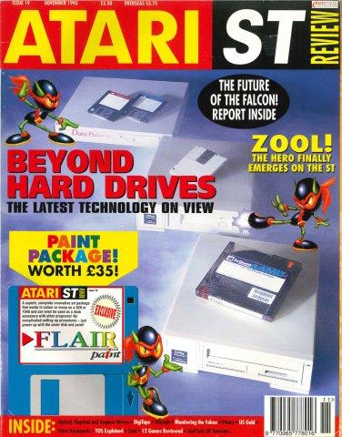 Atari ST Review Issue 19 (November 1993)