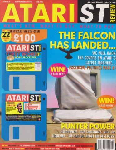 Atari ST Review Issue 05 (September 1992)
