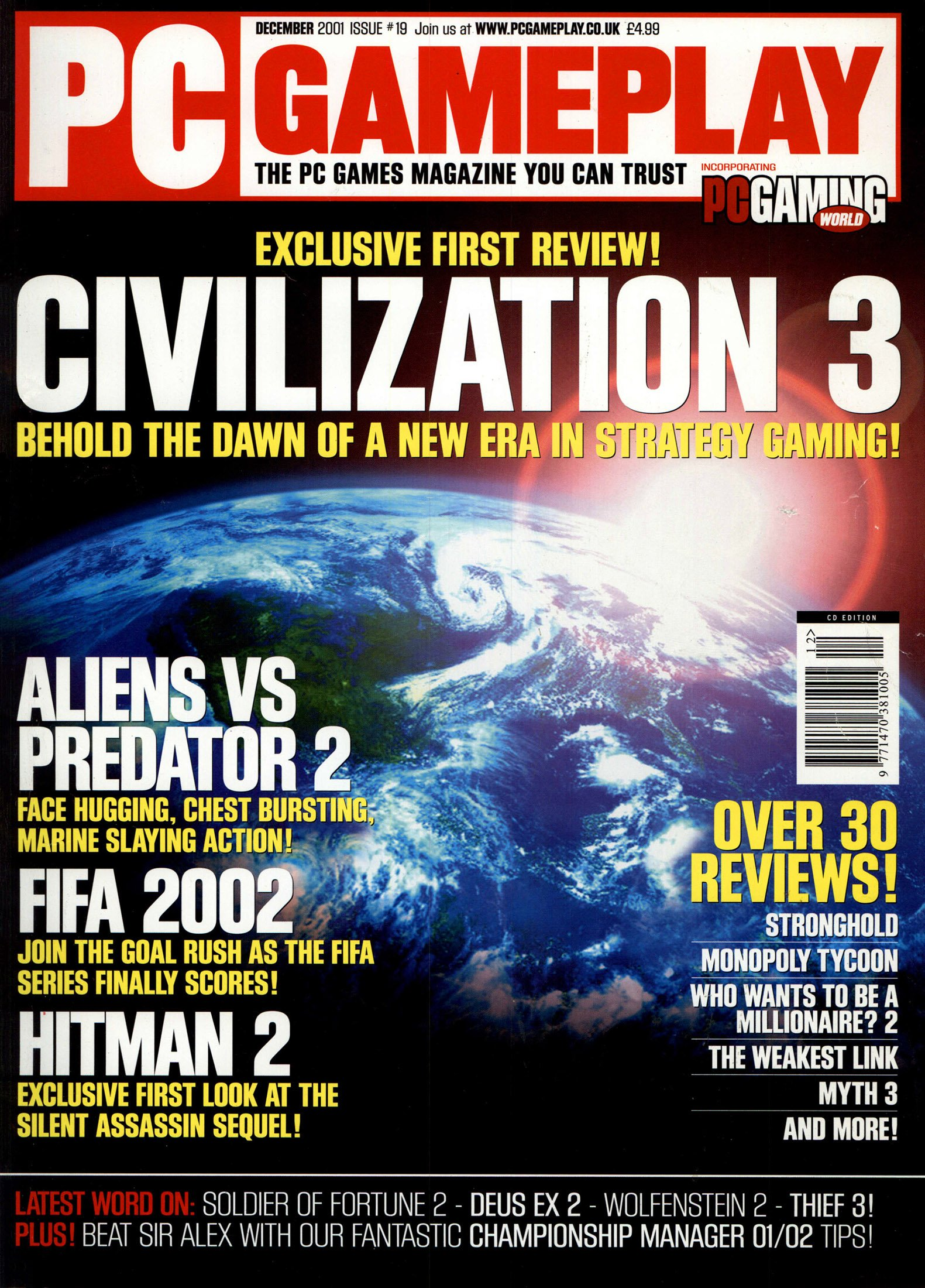 PC Gameplay Issue 19 (December 2001)