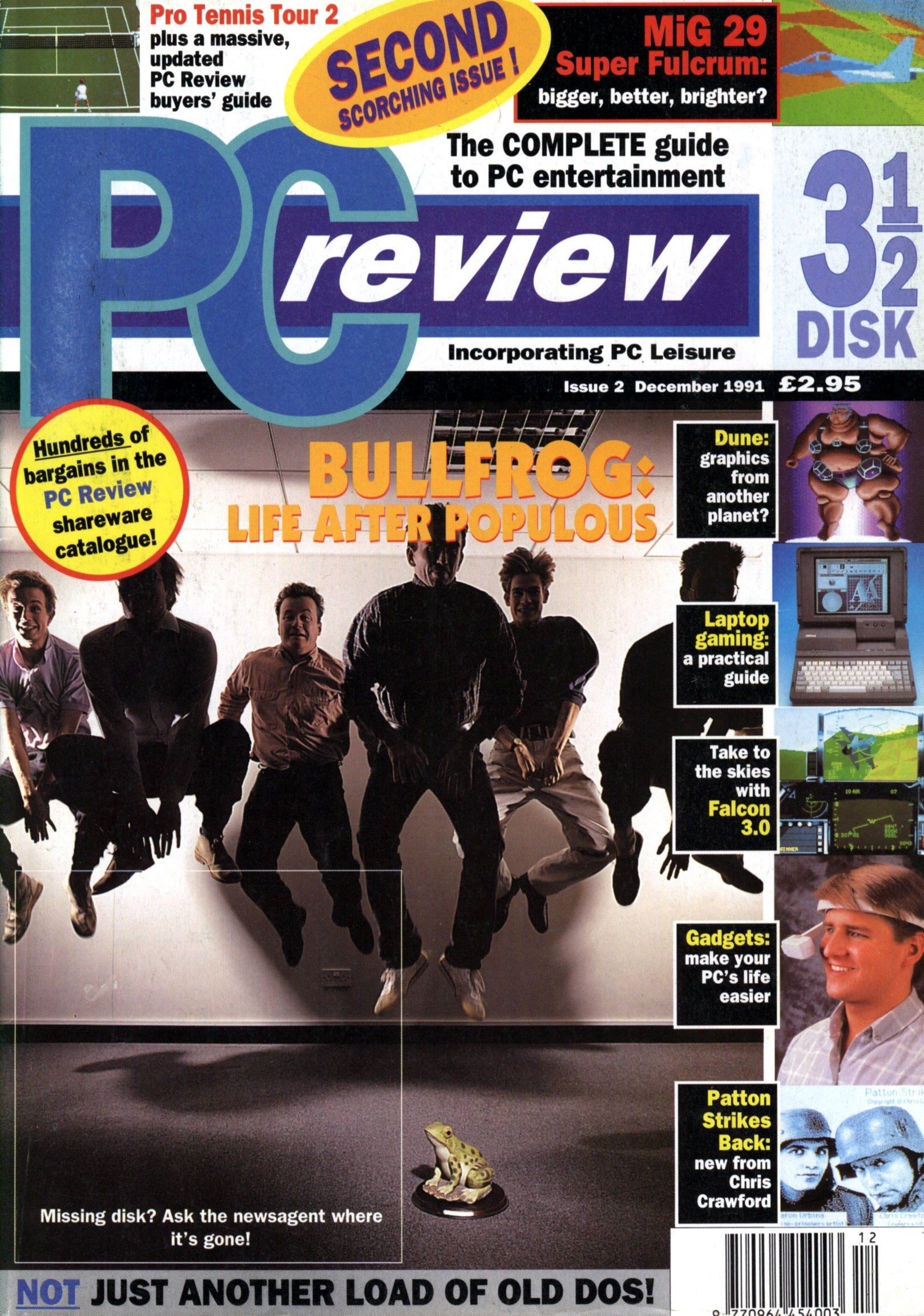 PC Review Issue 02 (December 1991)