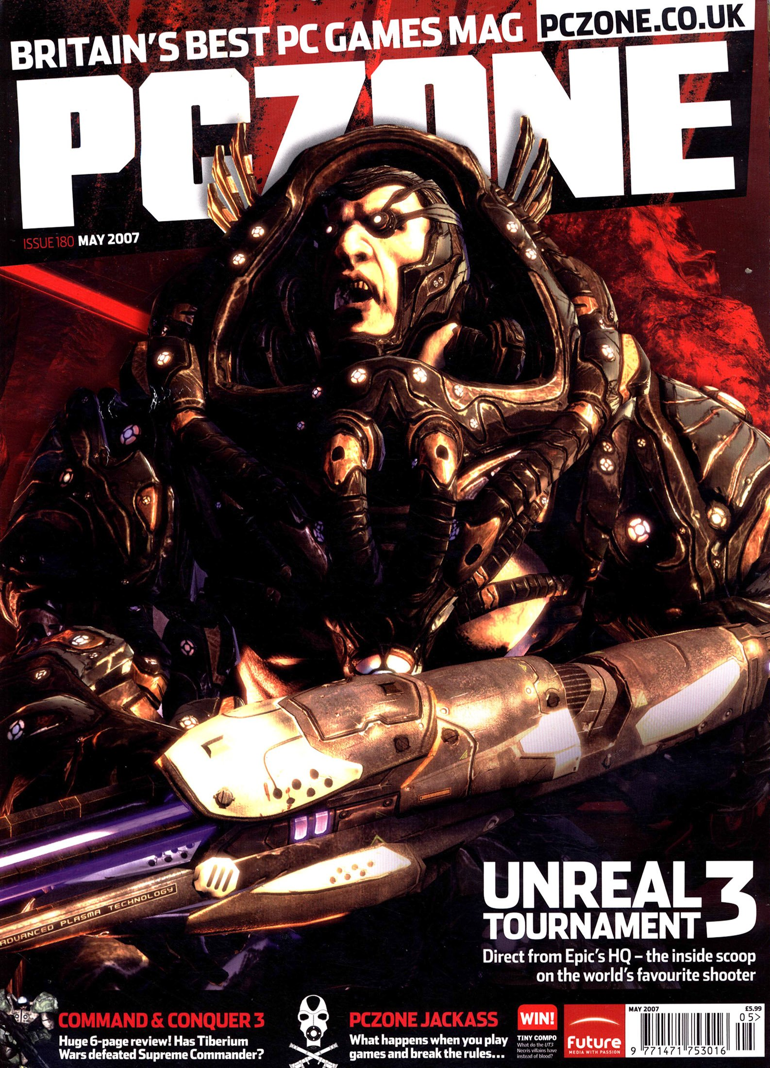PC Zone Issue 180 (May 2007)