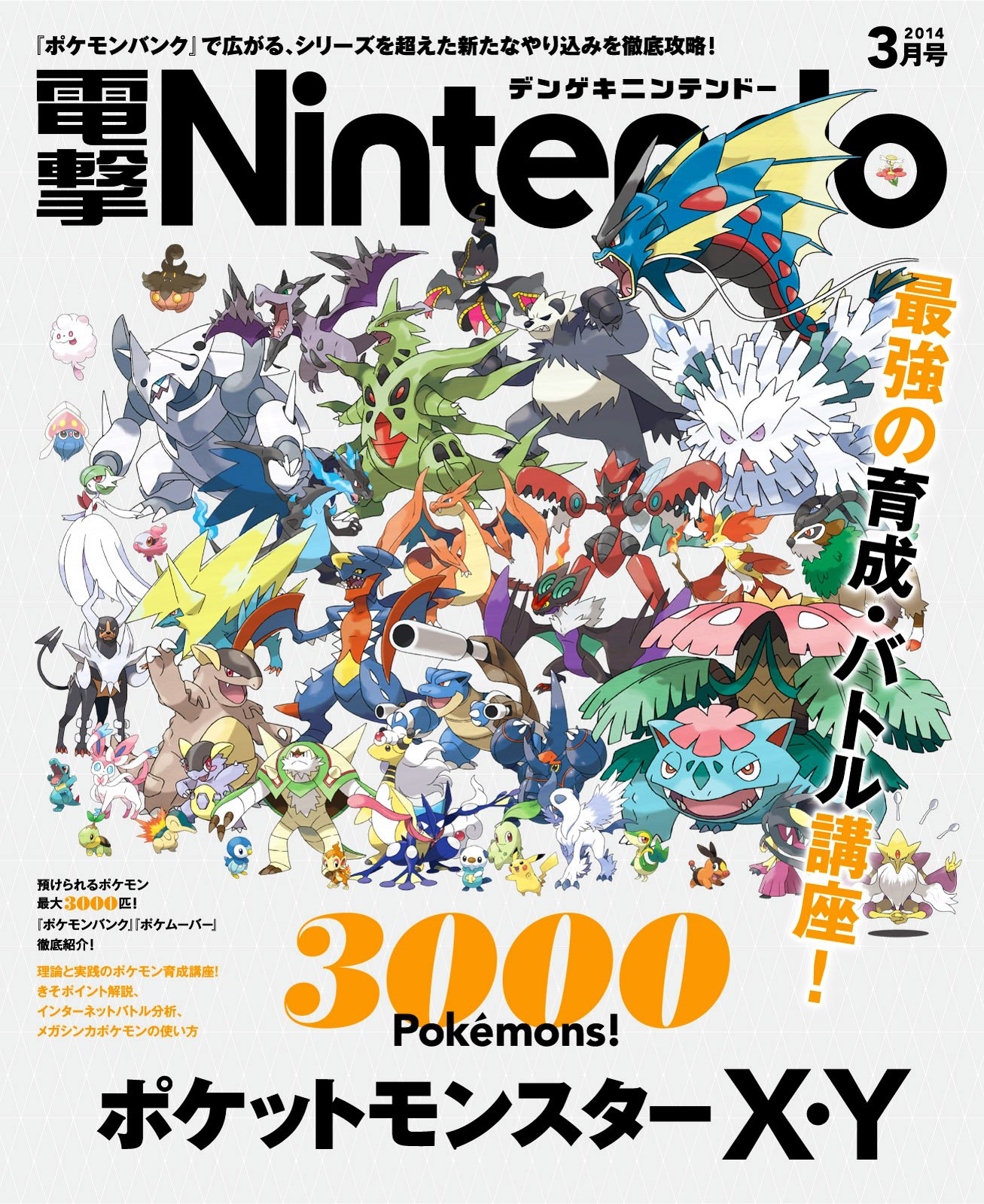 Dengeki Nintendo Issue 010 (March 2014)