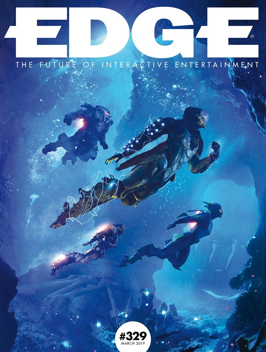Edge 329 (March 2019) (subscriber edition)