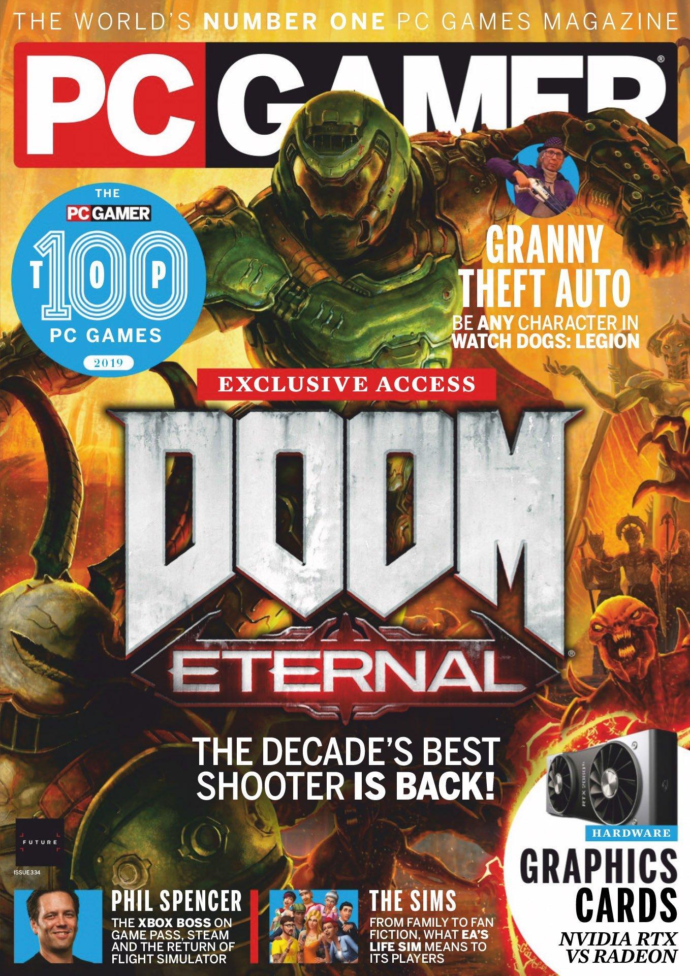 PC Gamer UK 334 (September 2019)