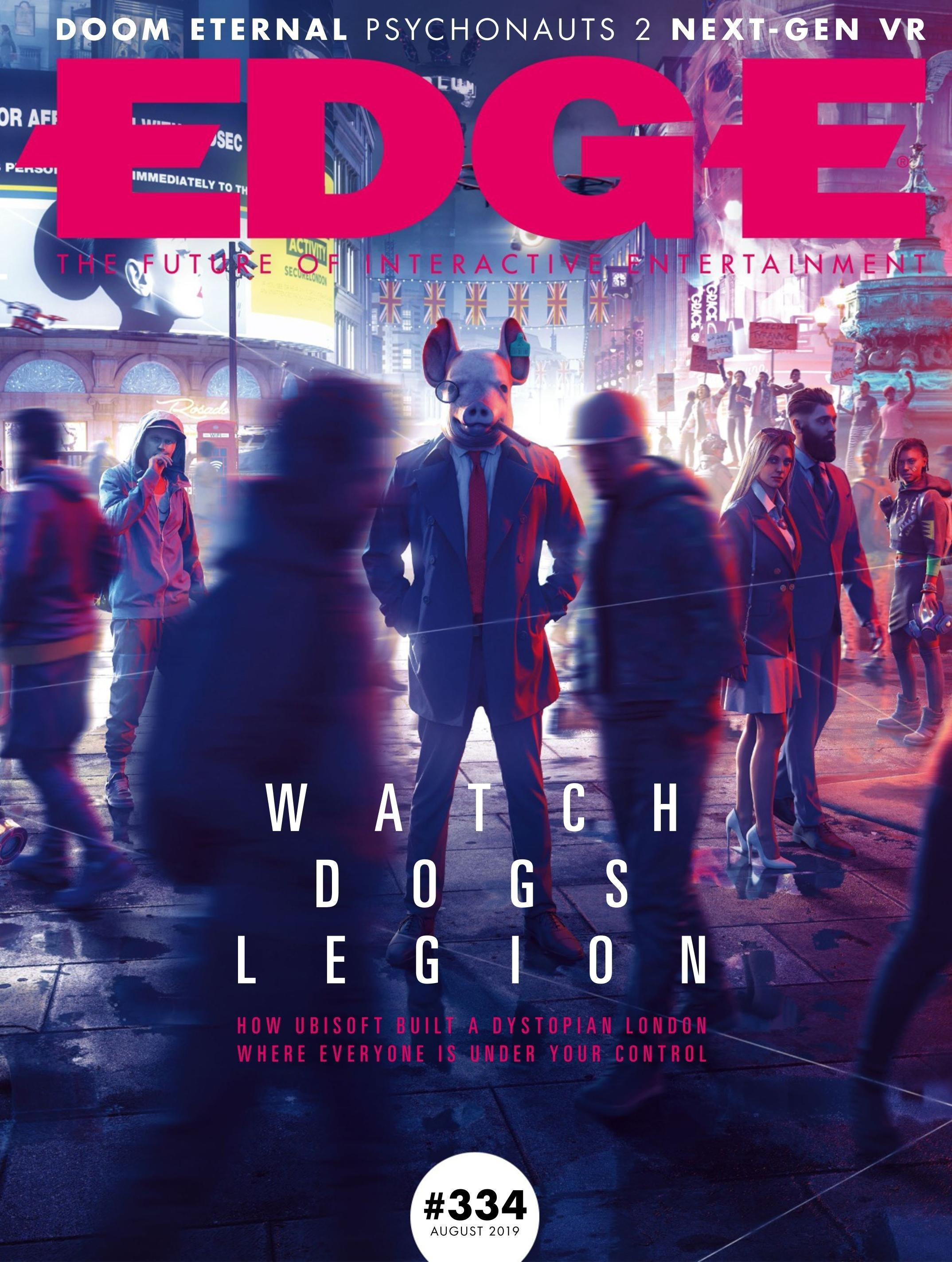 Edge 334 (August 2019)