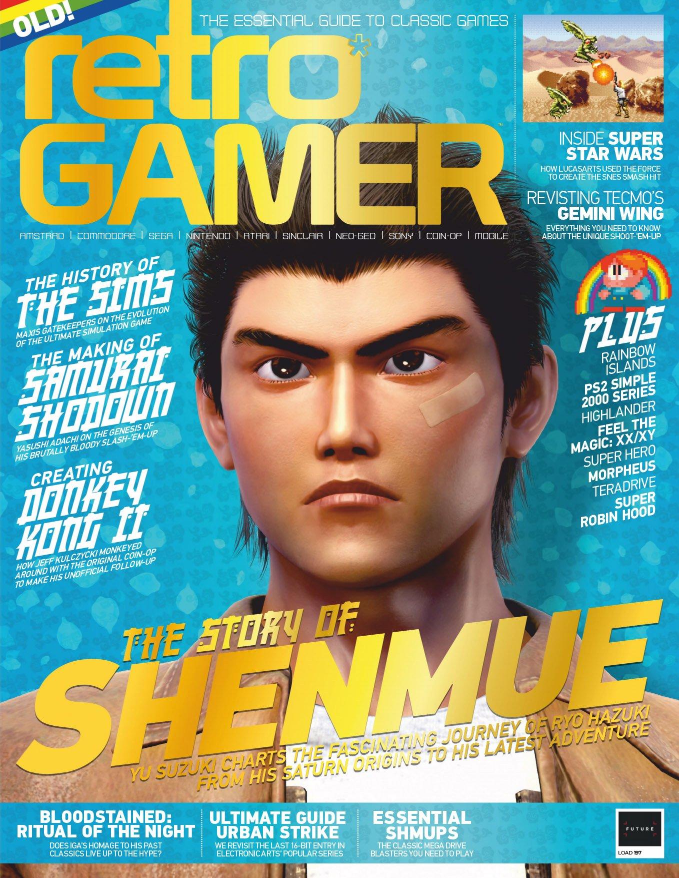 Retro Gamer Issue 197 (October 2019)
