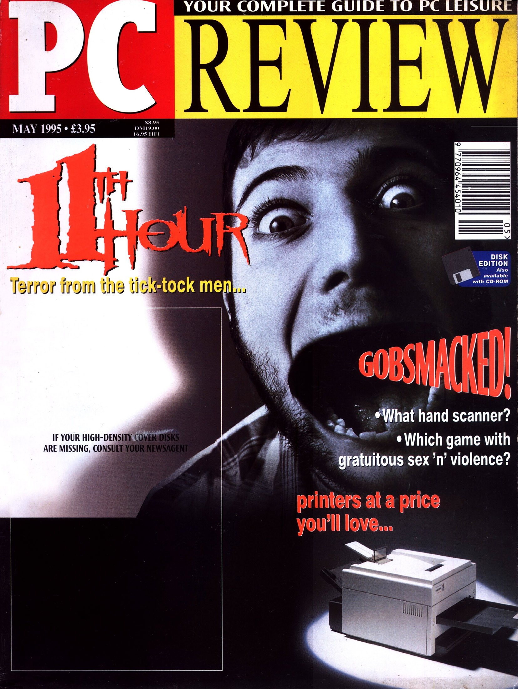 PC Review Issue 43 (May 1995)