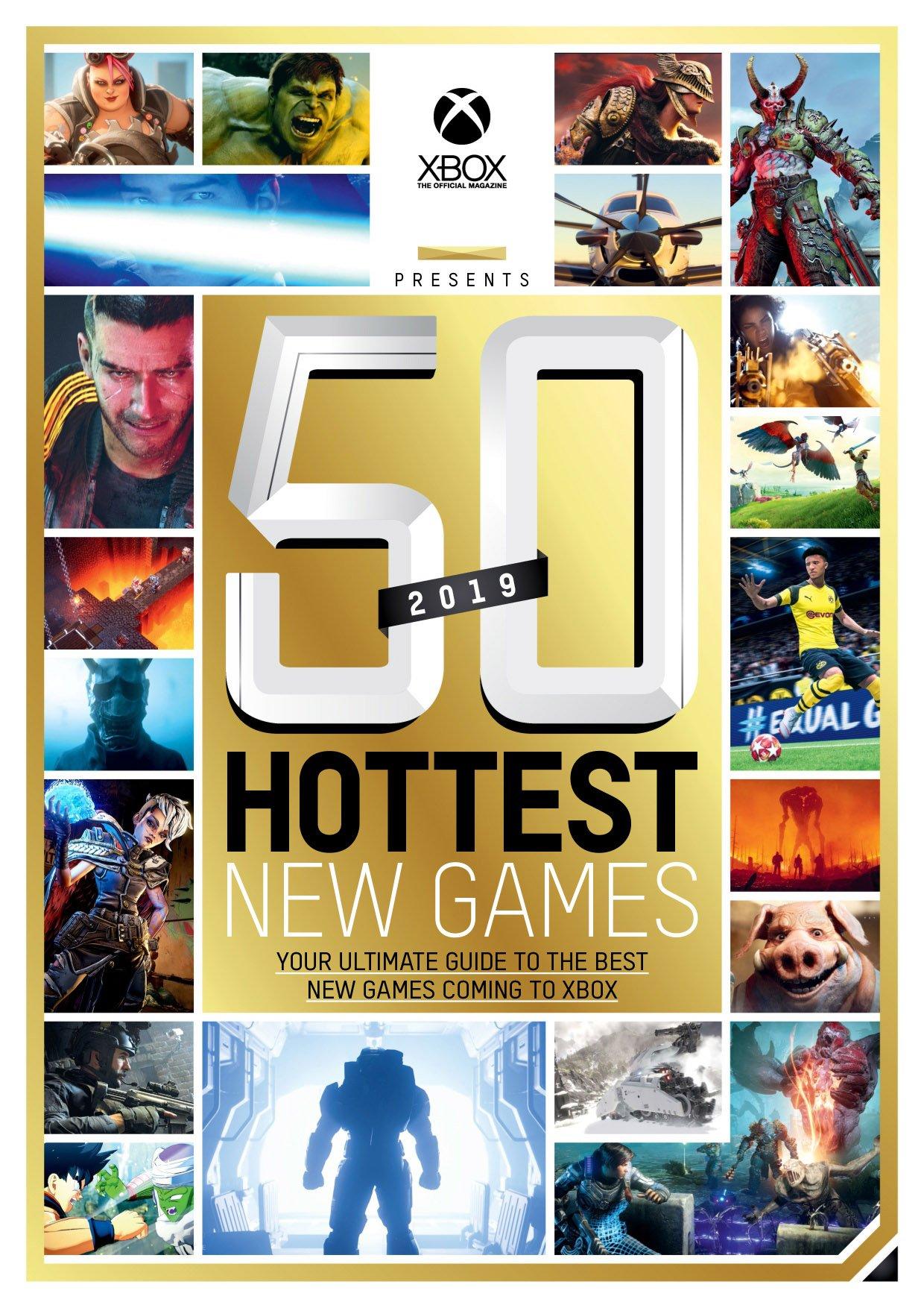 50 Hottest New Games 2019 (September 2019)