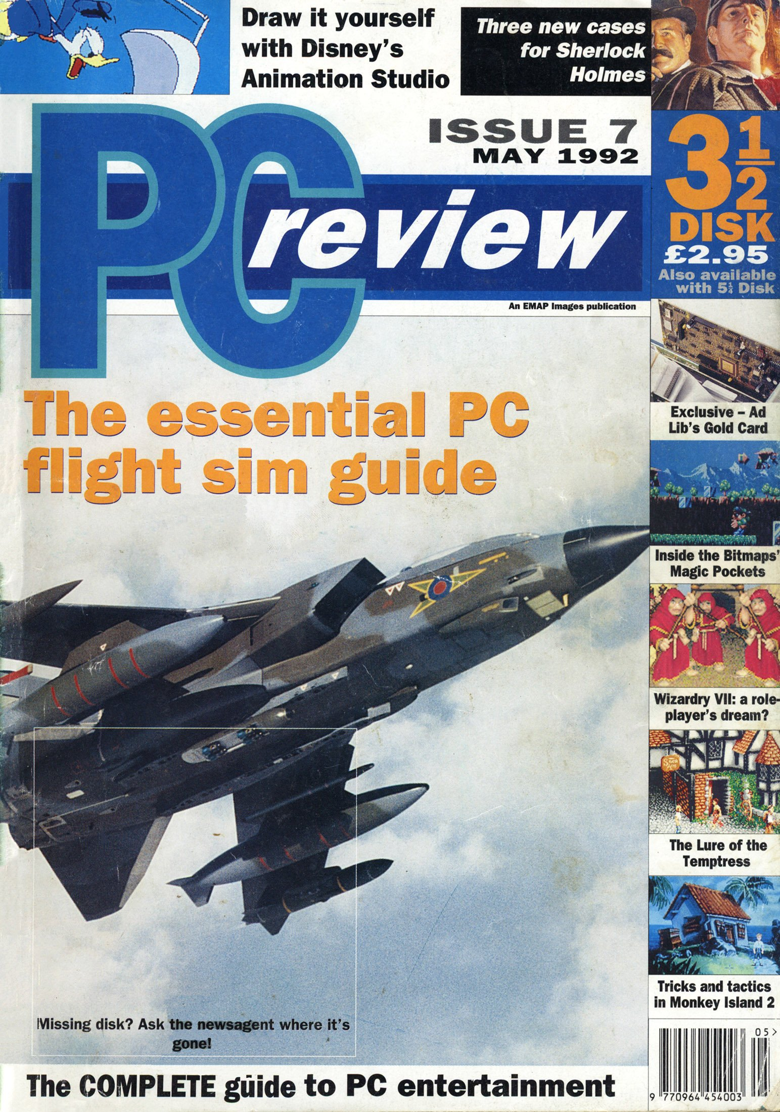 PC Review Issue 07 (May 1992)