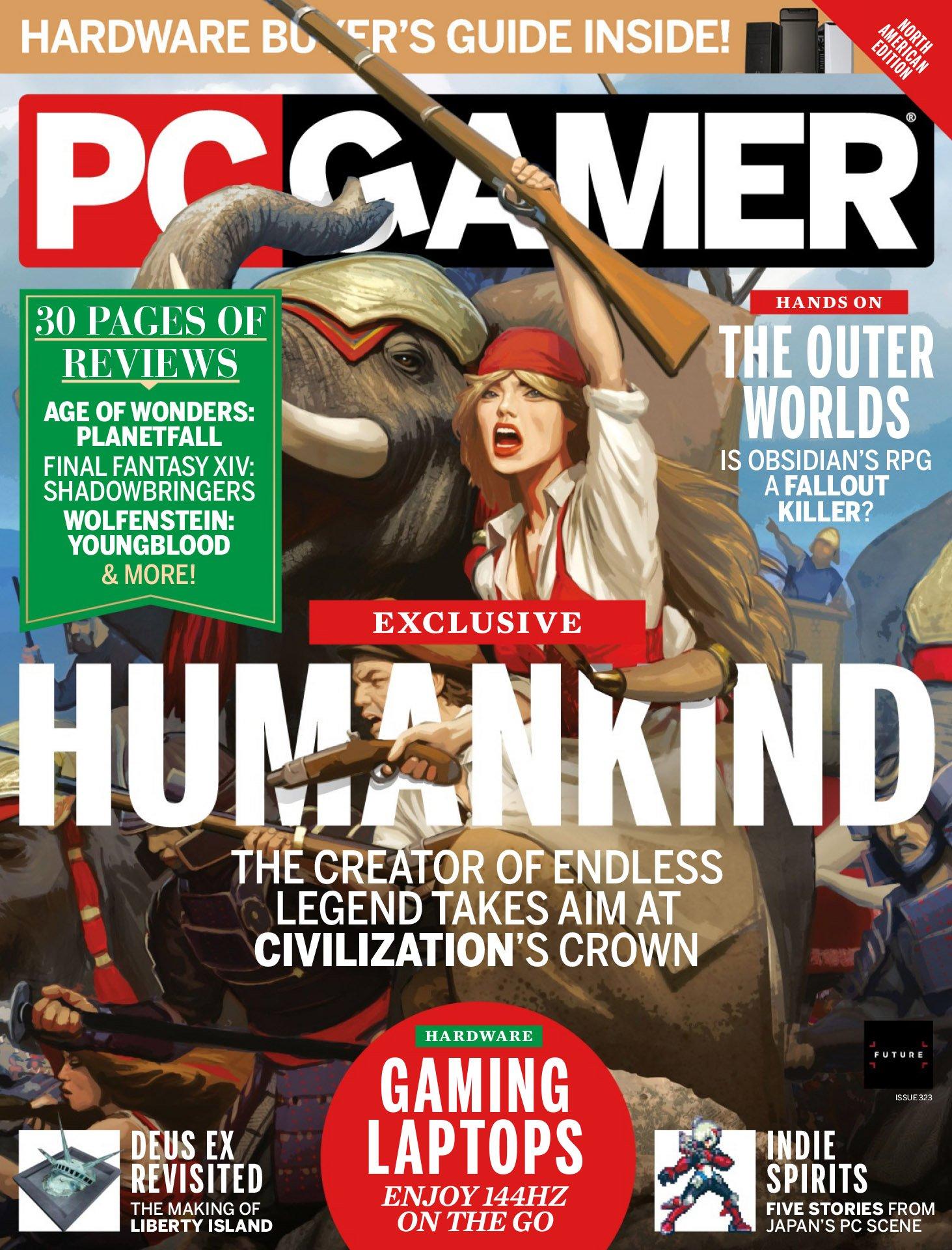 PC Gamer Issue 323 (November 2019)