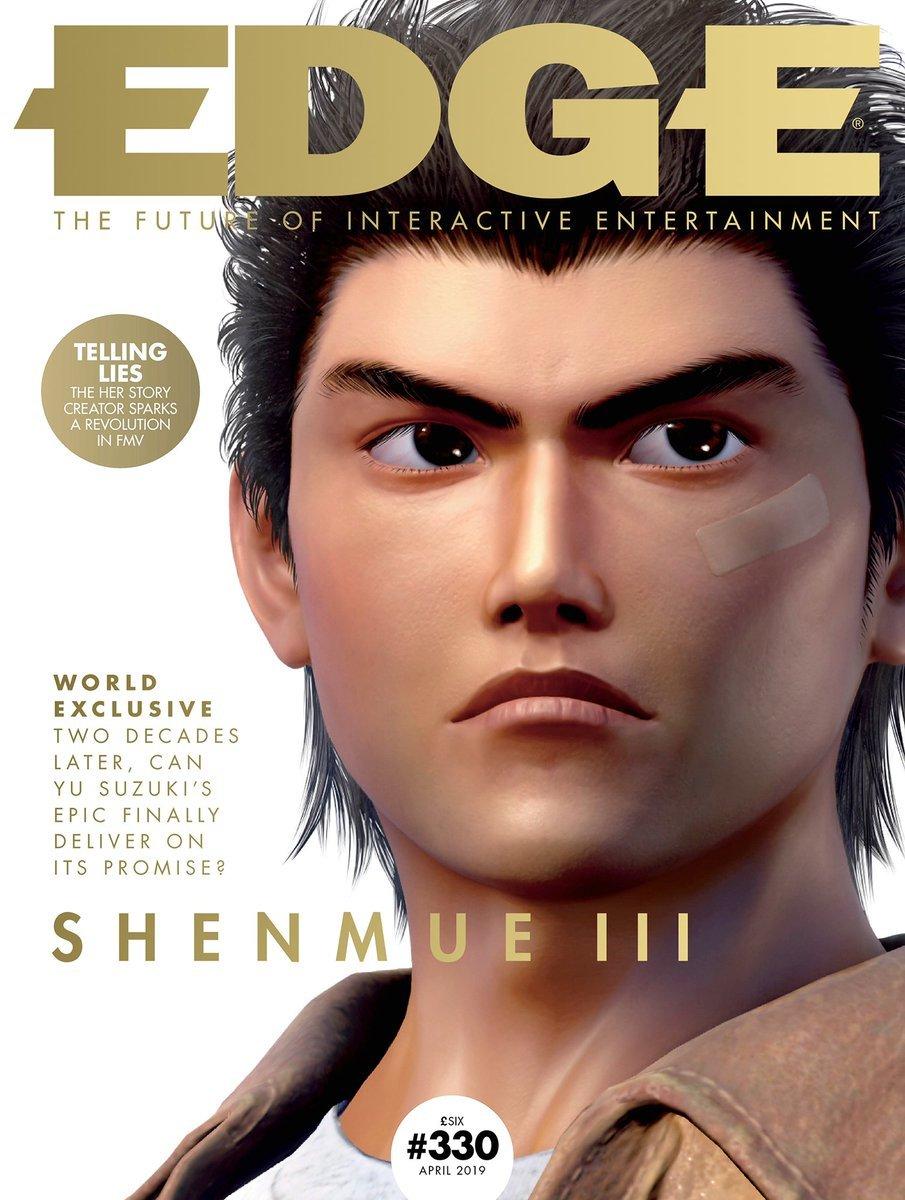 Edge 330 (April 2019) (print edition)