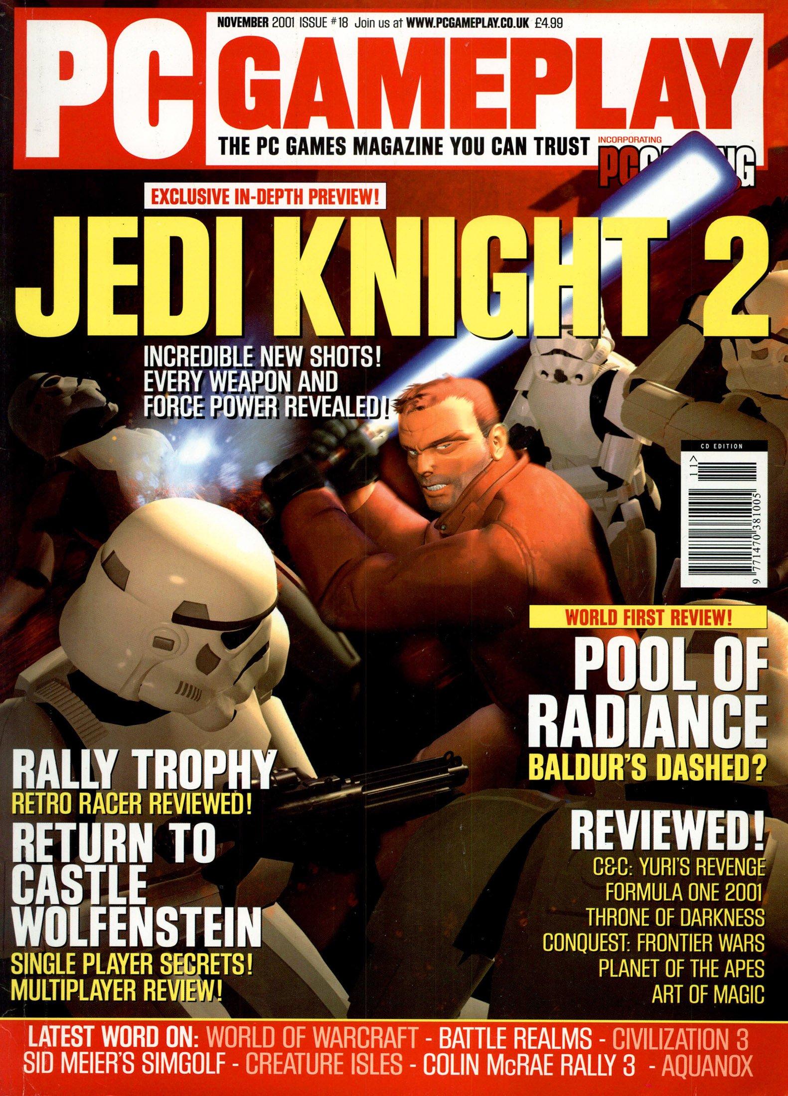 PC Gameplay Issue 18 (November 2001)