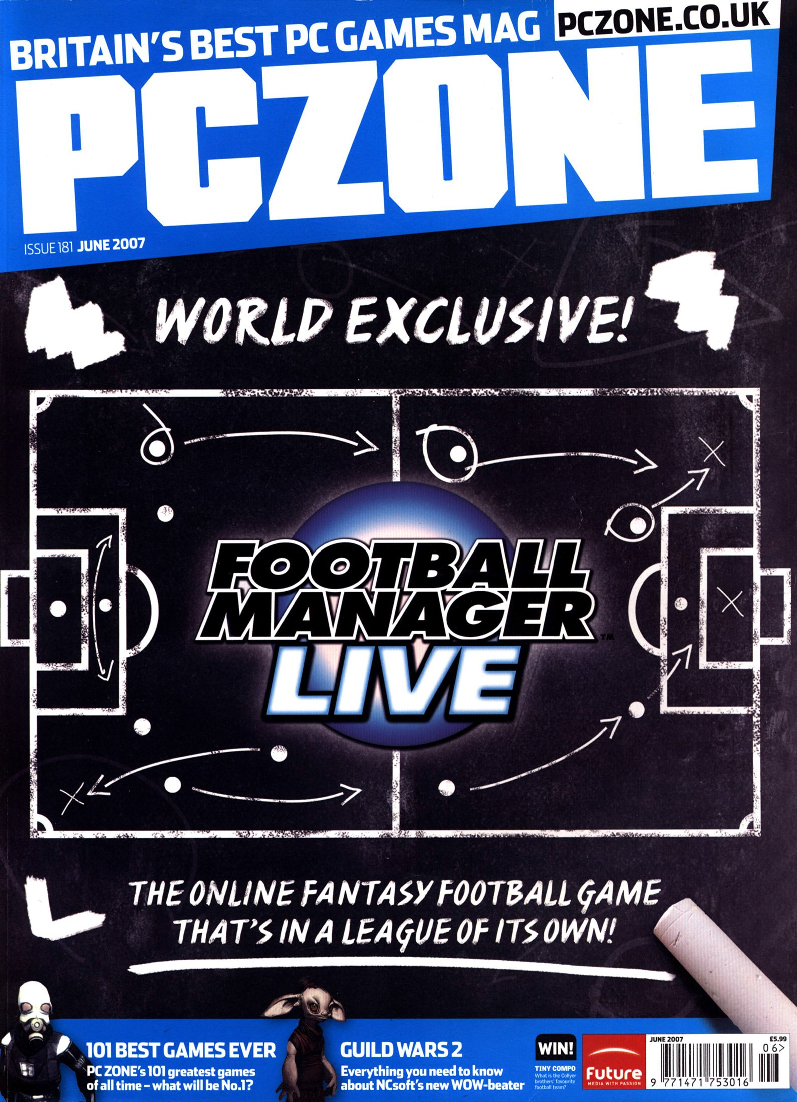 PC Zone Issue 181 (June 2007)