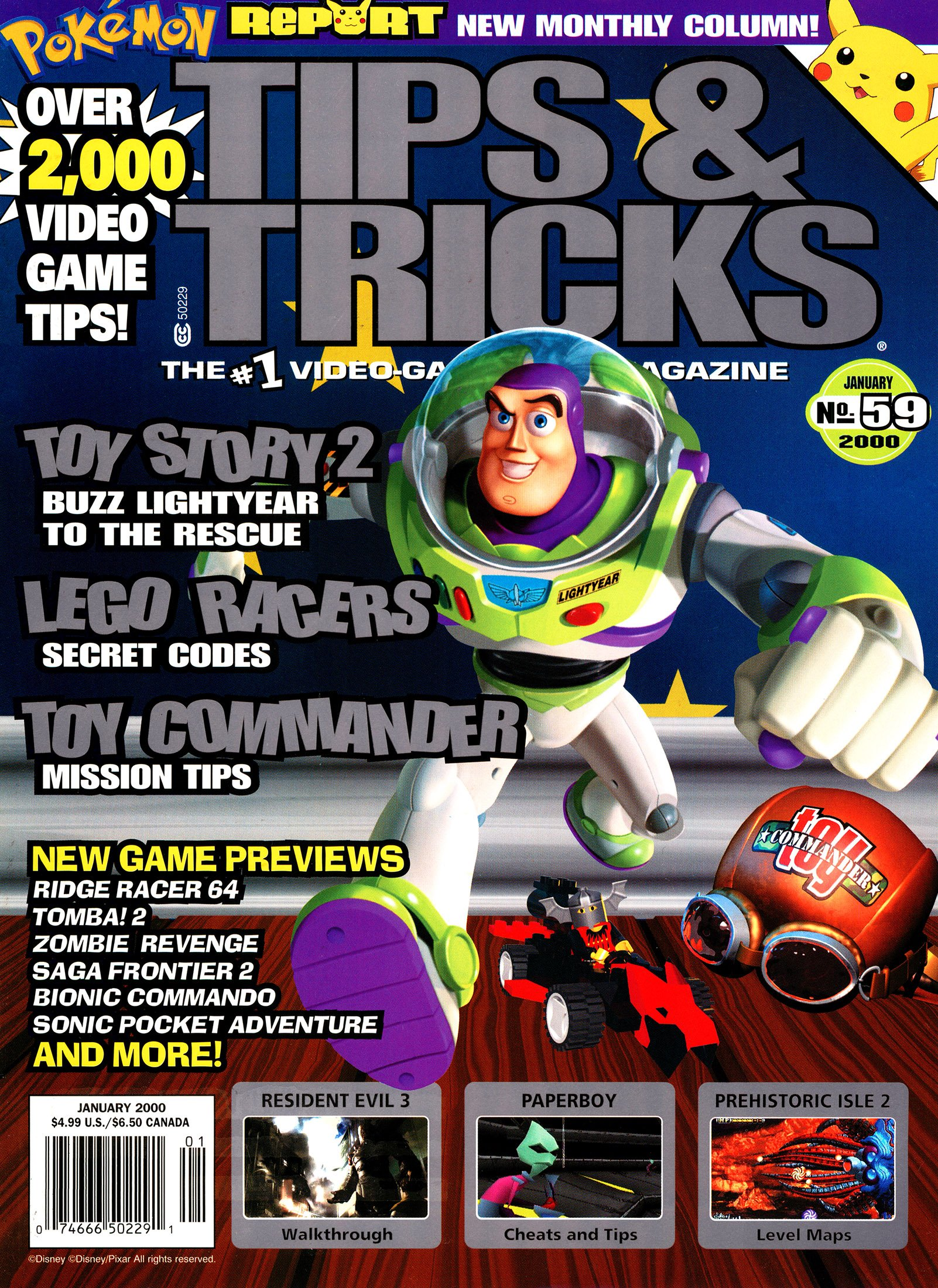 Tips & Tricks Issue 059 (January 2000)