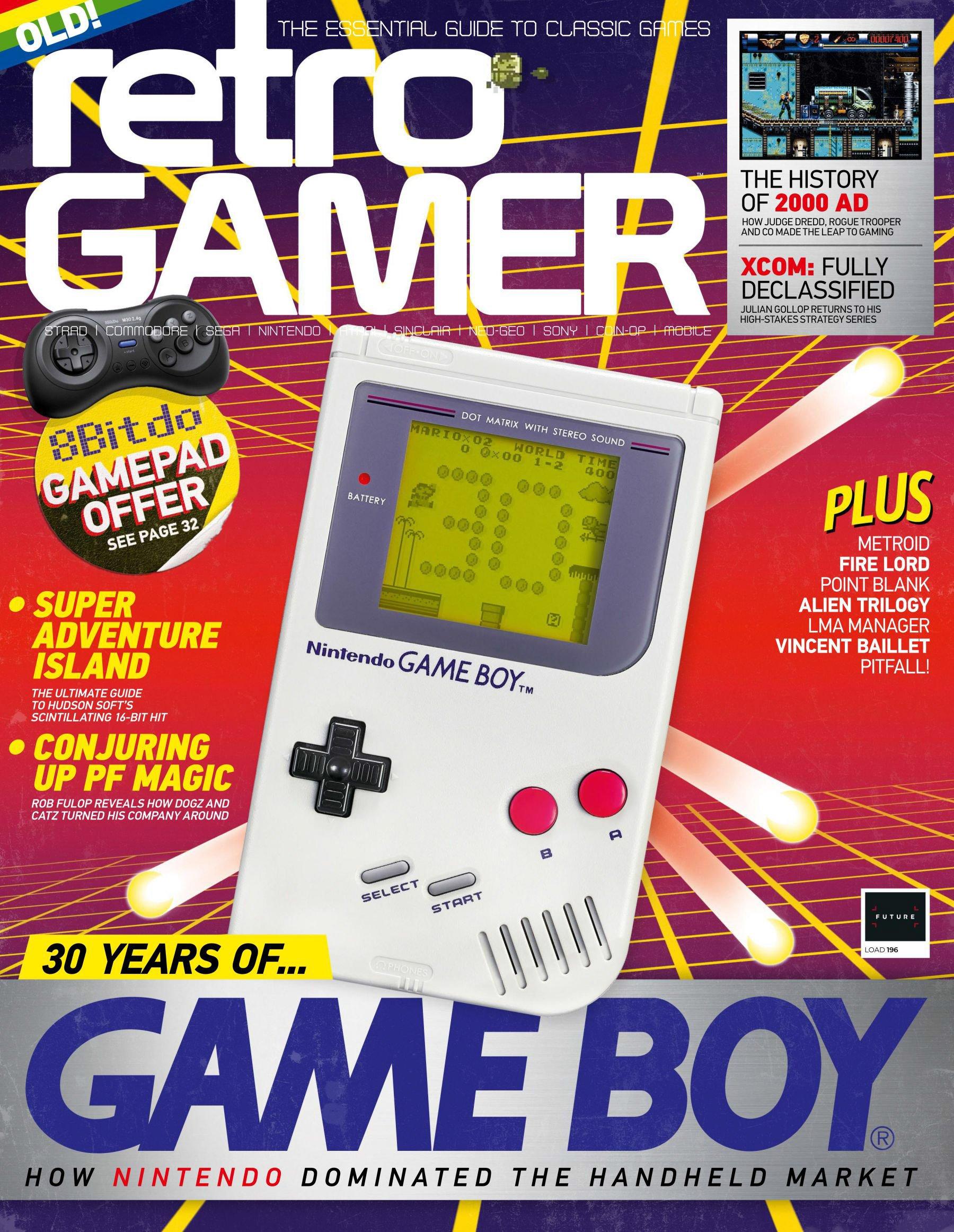 Retro Gamer Issue 196 (September 2019)