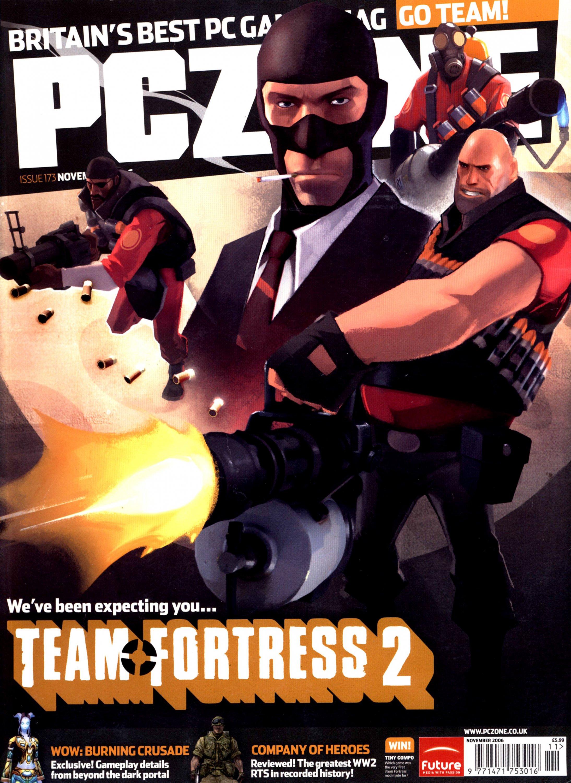 PC Zone Issue 173 (November 2006)