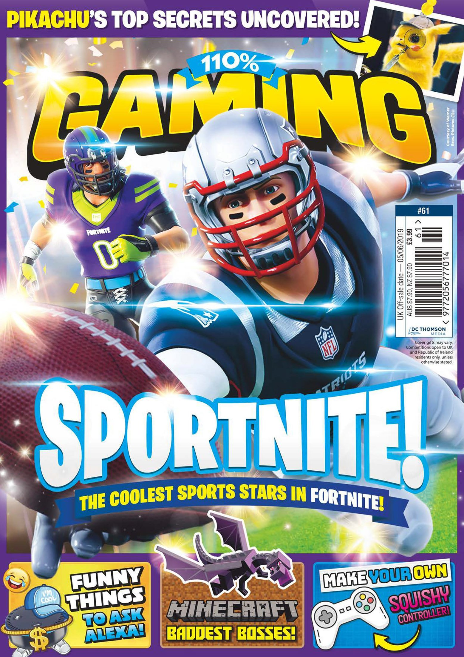 110% Gaming Issue 061 (May 2019)