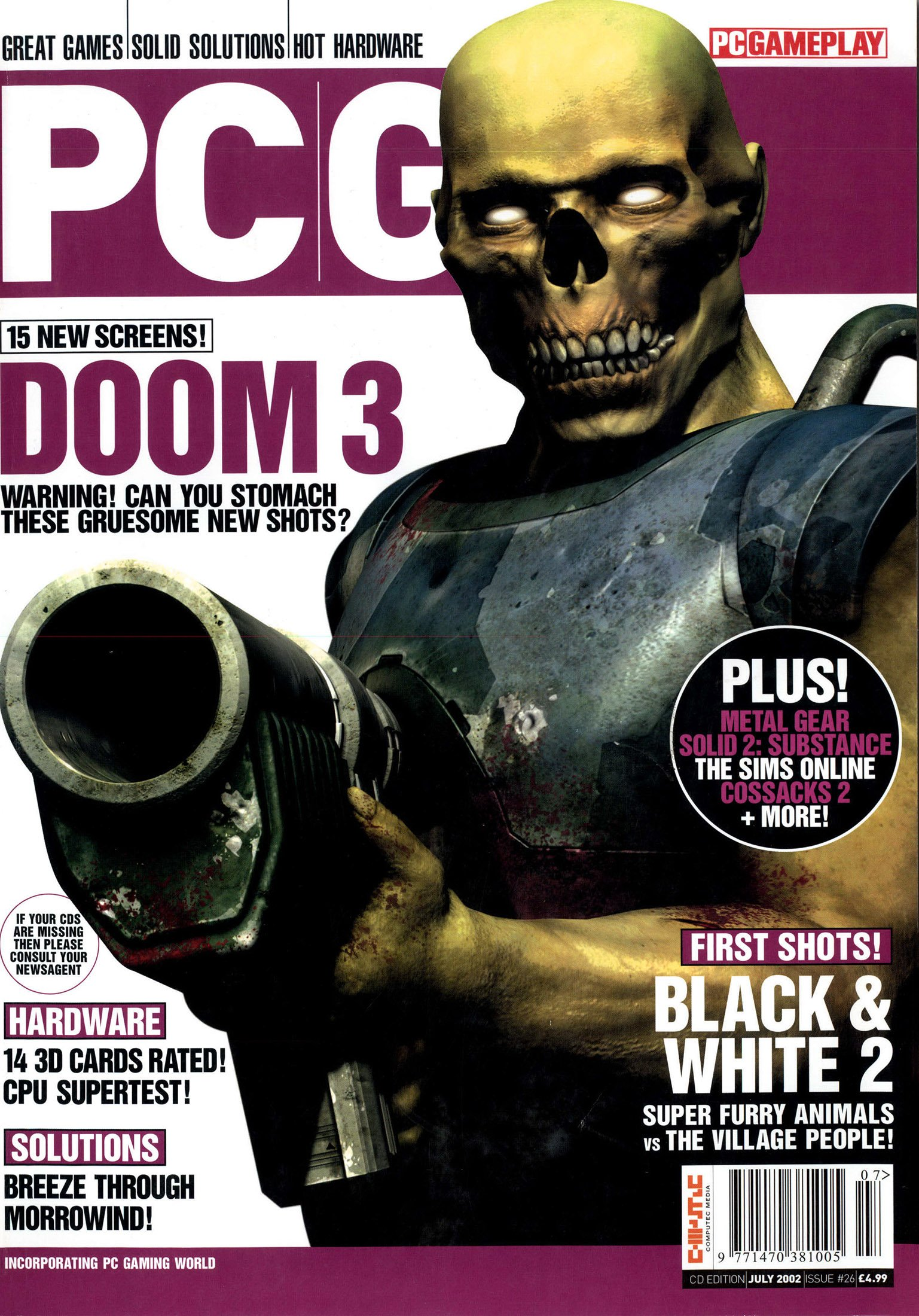 PC Gameplay Issue 26 (July 2002)