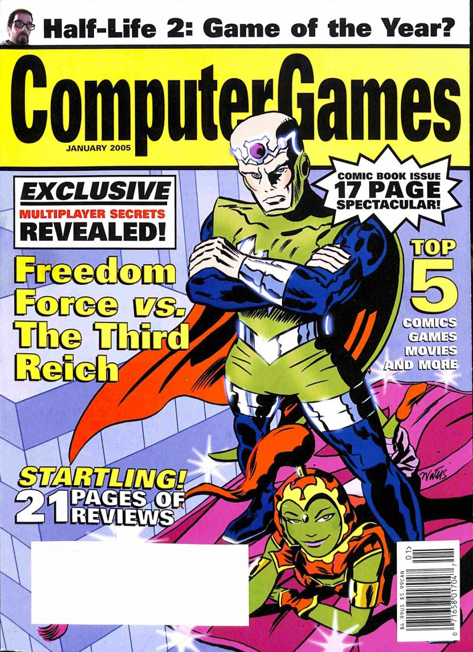 Computer Games Issue 170 (January 2005)