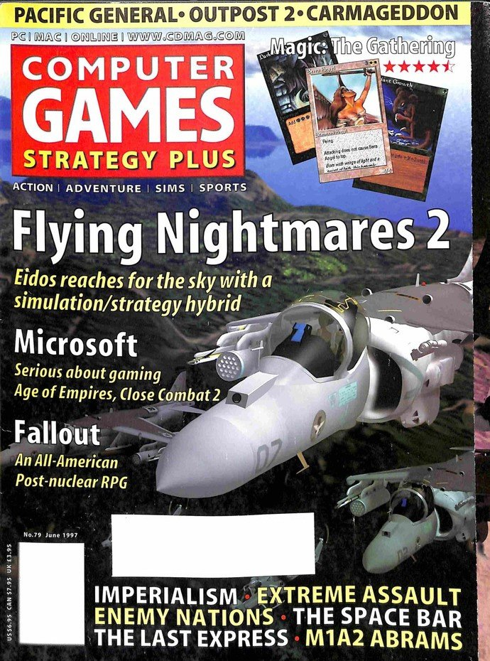 Computer Games Strategy Plus Issue 079 (June 1997)