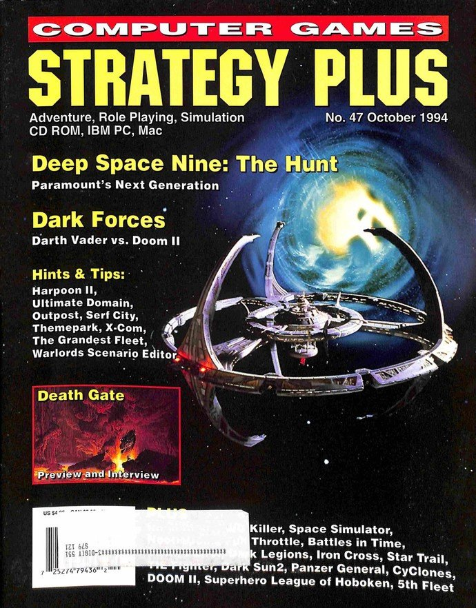 Computer Games Strategy Plus Issue 047 (October 1994)