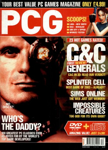 PC Gameplay Issue 34 (March 2003)