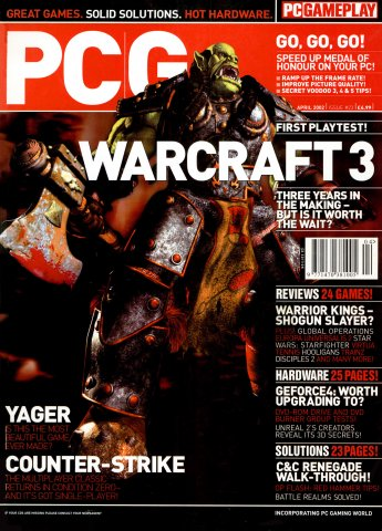 PC Gameplay Issue 23 (April 2002)