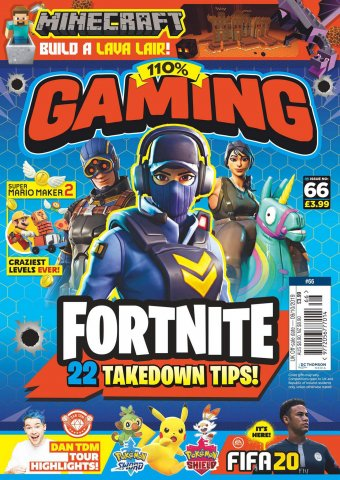 110% Gaming Issue 066 (October 2019)