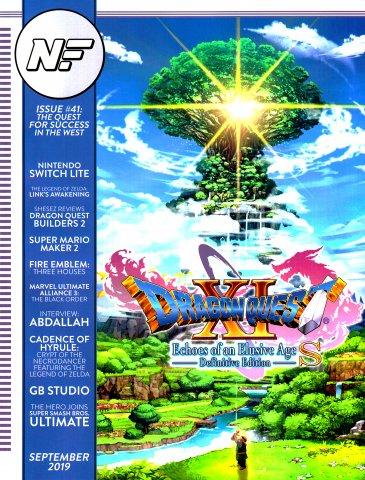 Nintendo Force Issue 41 September 2019