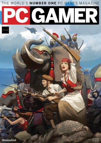 PC Gamer UK 335 (October 2019) (subscriber edition)