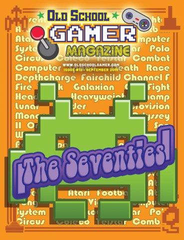 Old School Gamer Magazine Issue 12 September 2019