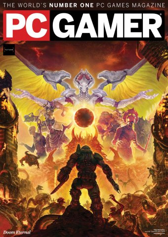PC Gamer UK 334 (September 2019) (subscriber edition)