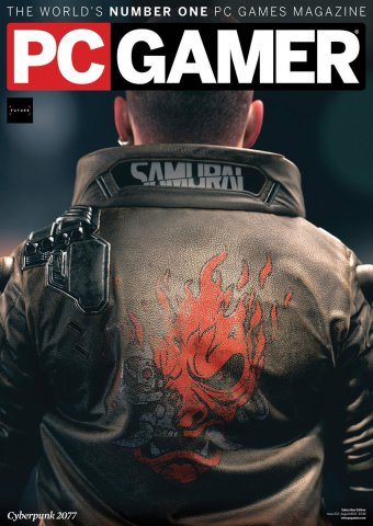 PC Gamer UK 333 (August 2019) (subscriber edition)