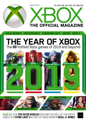 XBOX The Official Magazine Issue 174 (March 2019)