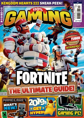 110% Gaming Issue 057 (January 2019)
